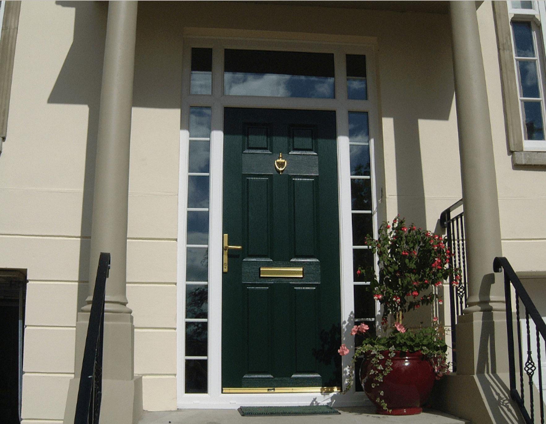uPVC Door Preston
